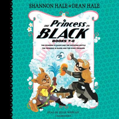 The Princess in Black, Books 7-8 cover