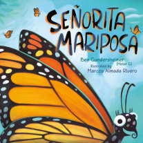 Señorita Mariposa Cover