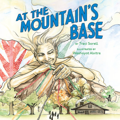 At the Mountain's Base cover