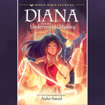 Diana and the Underworld Odyssey Cover
