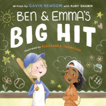 Ben and Emma's Big Hit Cover