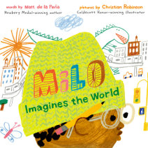 Milo Imagines the World Cover