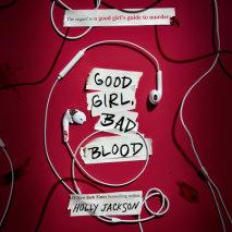 Good Girl, Bad Blood Cover