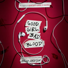Good Girl, Bad Blood Cover