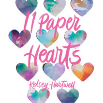 11 Paper Hearts Cover