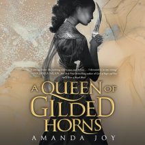 A Queen of Gilded Horns Cover