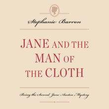 Jane and the Man of the Cloth Cover