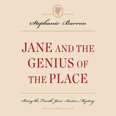 Jane and the Genius of the Place cover