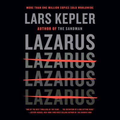 Lazarus cover