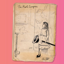 The Math Campers Cover