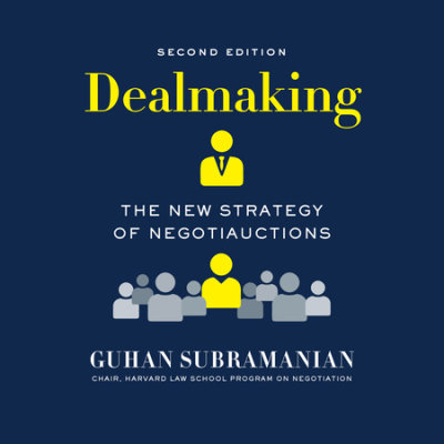 Dealmaking cover
