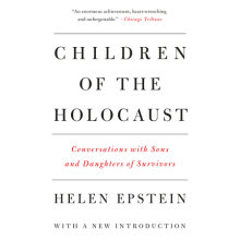 Children of the Holocaust Cover