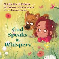 God Speaks in Whispers Cover