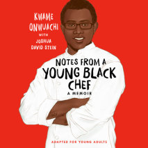 Notes from a Young Black Chef (Adapted for Young Adults) Cover
