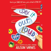 Say It Out Loud Cover