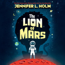 The Lion of Mars Cover