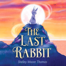 The Last Rabbit Cover