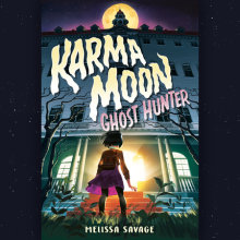 Karma Moon--Ghost Hunter Cover