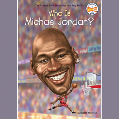Who Is Michael Jordan? cover