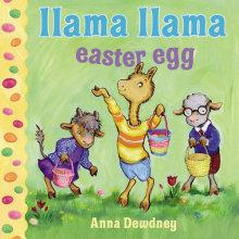 Llama Llama Easter Egg Cover