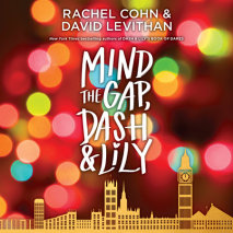 Mind the Gap, Dash & Lily Cover