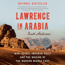 Lawrence in Arabia Cover