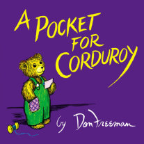 A Pocket for Corduroy Cover
