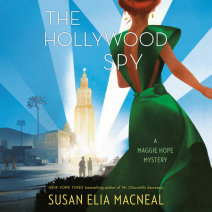The Hollywood Spy Cover