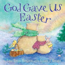 God Gave Us Easter Cover