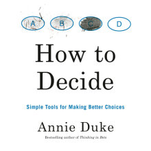How to Decide Cover