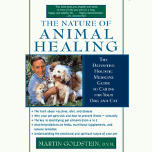 The Nature of Animal Healing Cover