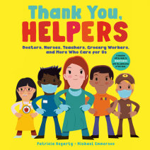 Thank You, Helpers! Cover