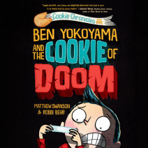Ben Yokoyama and the Cookie of Doom Cover
