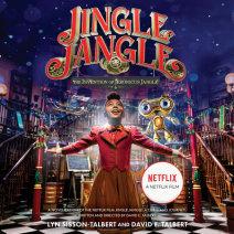 Jingle Jangle: The Invention of Jeronicus Jangle Cover