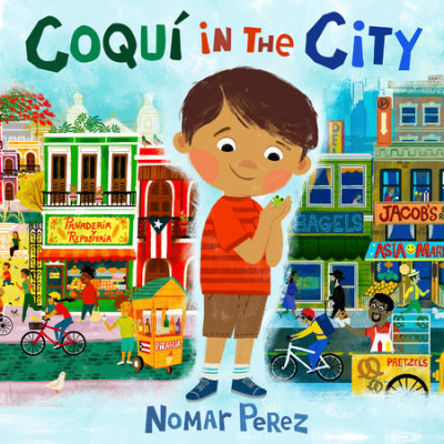 Coquí in the City cover