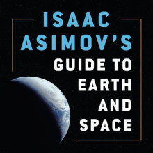 Isaac Asimov's Guide to Earth and Space Cover