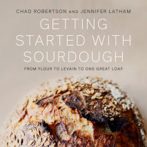 Getting Started with Sourdough Cover