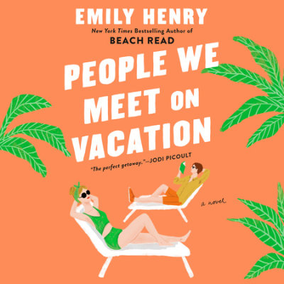 People We Meet on Vacation cover