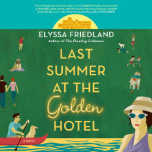 Last Summer at the Golden Hotel Cover