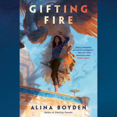 Gifting Fire cover