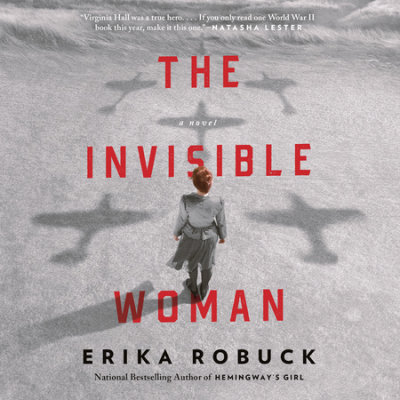 The Invisible Woman cover