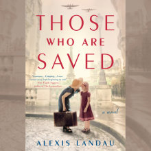 Those Who are Saved Cover
