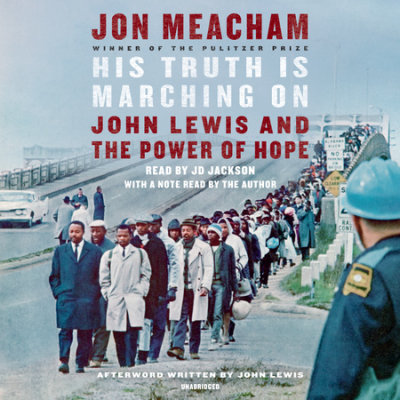 His Truth Is Marching On cover