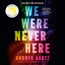 We Were Never Here Cover