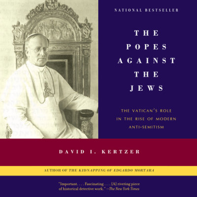 The Popes Against the Jews cover