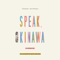Speak, Okinawa Cover