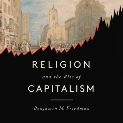 Religion and the Rise of Capitalism cover