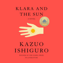 Klara and the Sun Cover