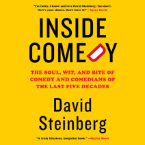 Inside Comedy Cover