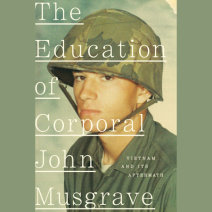 The Education of Corporal John Musgrave Cover